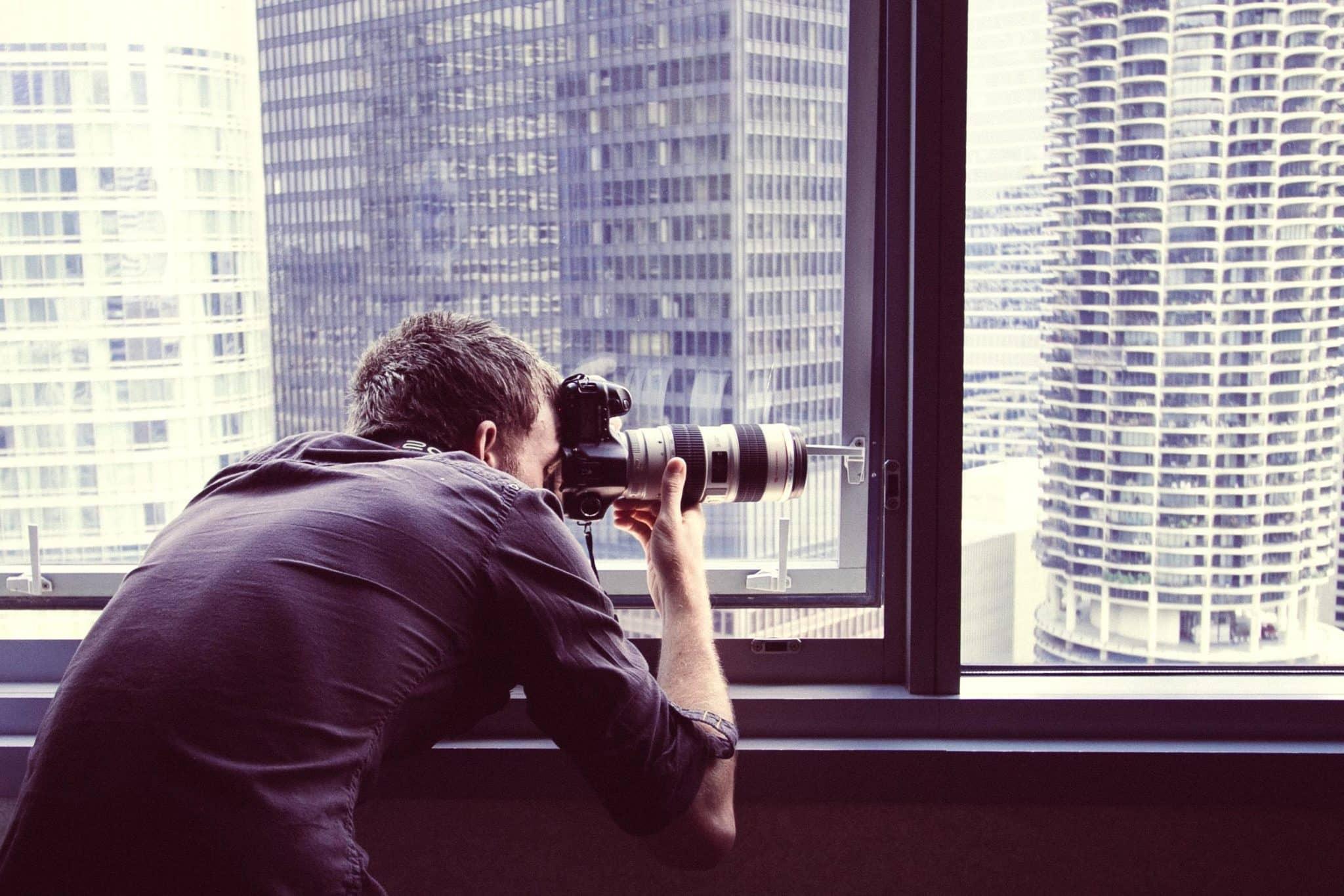 Le photographe professionnel : un partenaire privilégié pour les chefs d'entreprises