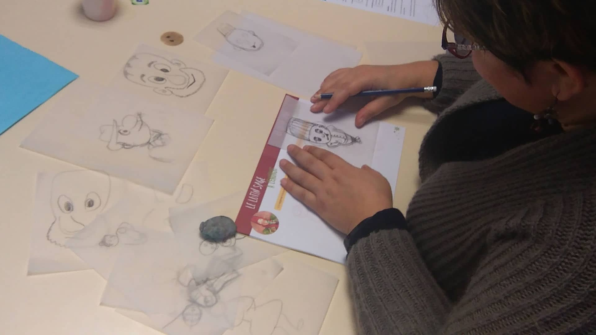 Cours initiation dessin Angers 49