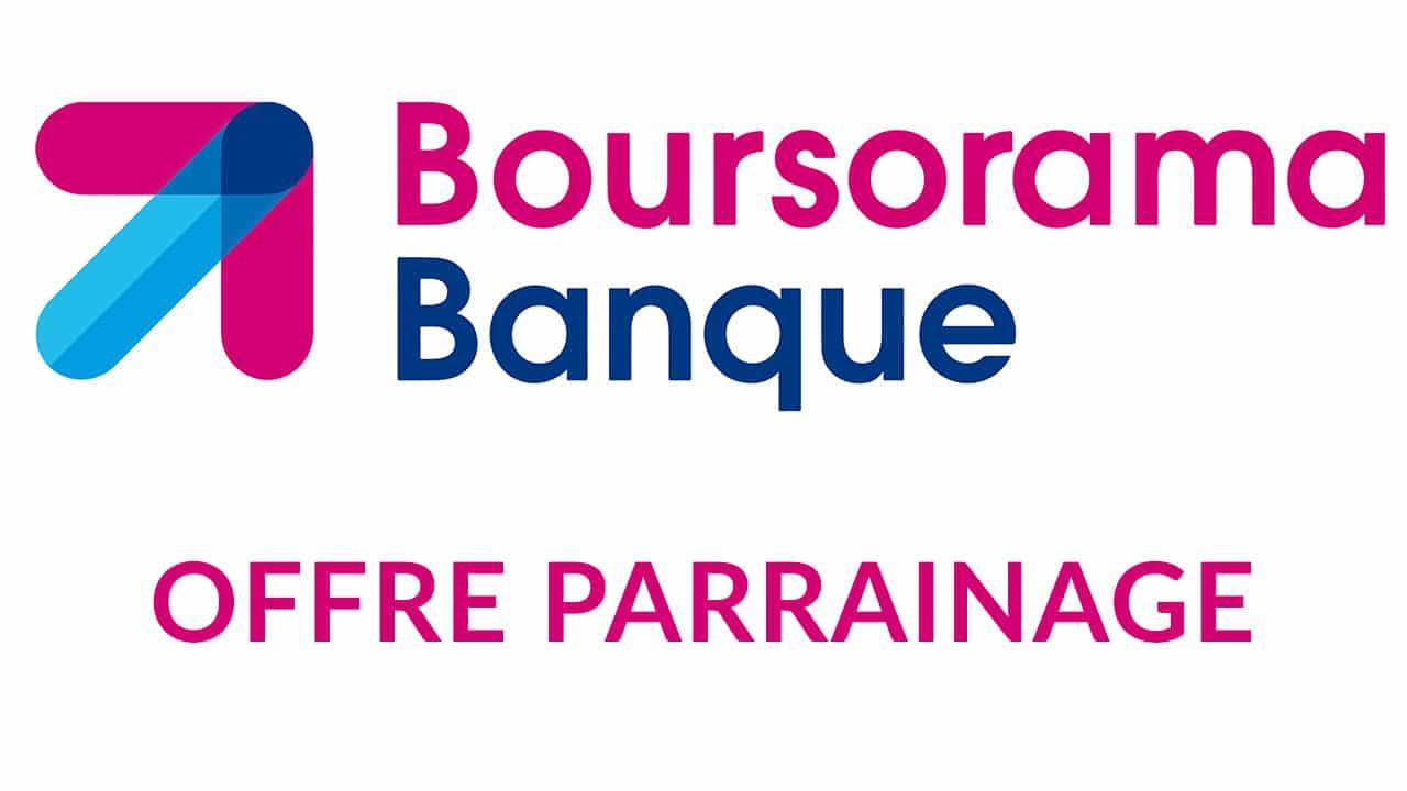 Complément de salaire : devenez parrain avec Boursorama banque et soyez rémunérés