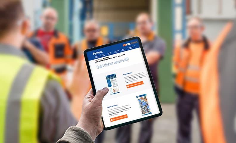 Réduire les accidents de travail grâce à une campagne de sensibilisation