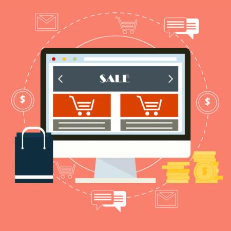 Avoir une boutique en ligne: que disent les textes?
