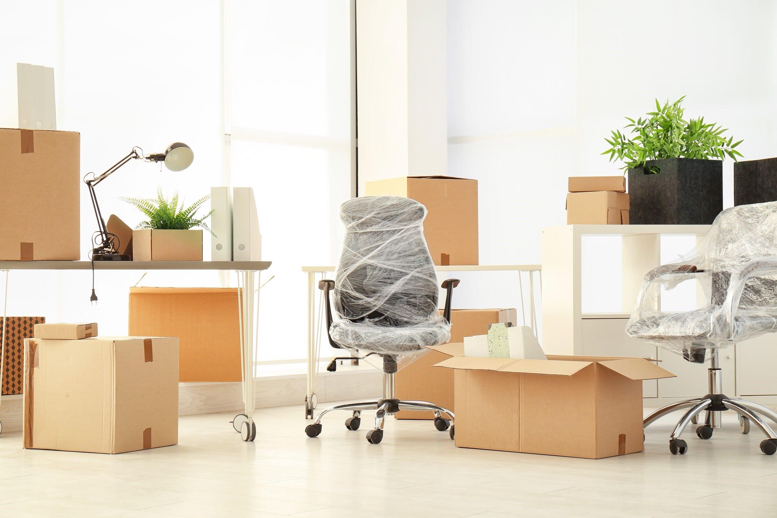 Déménagement professionnel : quelles démarches administratives réaliser?