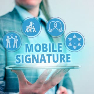 Solution de signature électronique sécurisée avec e-signproof.com